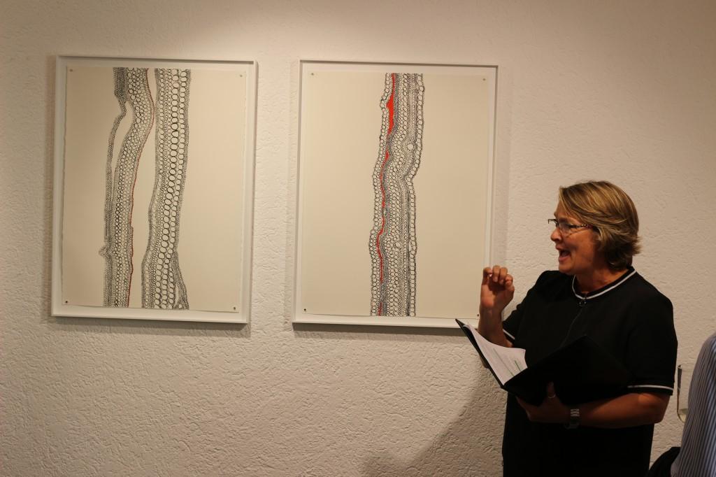 Einführungsrede durch Stefanie Sauerhöfer, M.A. Stuttgart