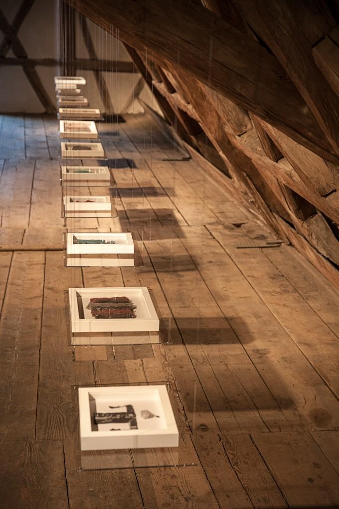Installationsansicht ZehntscheuerMünsingen